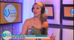 Nikki Goldstein discusses Single But Dating | Book Circle Online