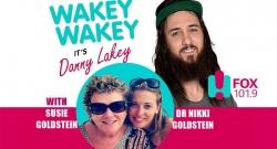Wakey Wakey, it's Danny Lakey